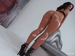 Intense Anal Sex With The Bootylicious Jada Stevens tube porn video