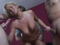 All, Babe, Banging, Blonde, Blowjob, Bukkake