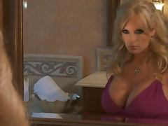 Stormy Daniels Gets Very Dirty In the Bathroom porn tube video