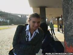 Hot Lesbian Babes Like Making Sweet Love Outdoors
