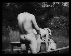 Vintage Erotic Movie 8 Mousquetaire au Restaurant 1910 tube porn video
