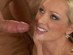 Diana Doll Breaks Out Her Ruler Stick for a Big Dick