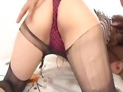 Panty Hose Japan tube porn video