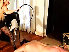 Terrific and winsome whore is here to punish her lovely