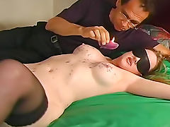 Blindfolded, BDSM, Big Tits, Bitch, Blindfolded, Domination