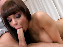 Aletta Ocean suck and hardcore fuck video