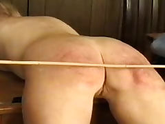 Spanking and caning of naughty schoolgirls tube porn video