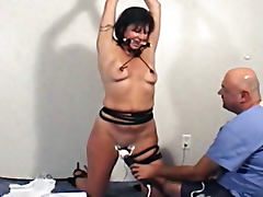 Delightful baroness with hot and lovely body