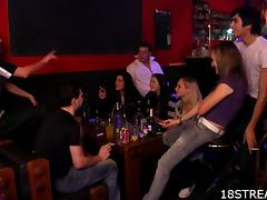 Teen Hardcore Sex With Drunk Bitches