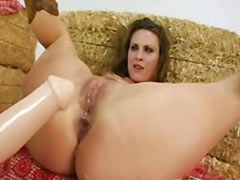 two girsl fucking anus with guy