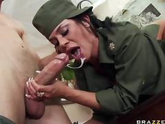 Army, Army, Big Tits, Brunette, Pornstar, Sex