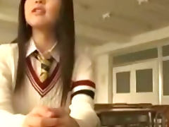 Crazy Hot Japanese Schoolgirl Tsubomi