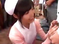 All, Bukkake, Costume, Hospital, Japanese, Nurse