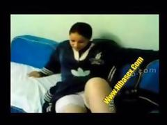 EGYPTIAN FUCKING ON BLUE COUCH tube porn video