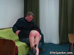 Nasty busty babe gets her big ass