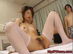 Emiri Aoi Hot Asian nurse 8 by MyJPnurse tube porn video