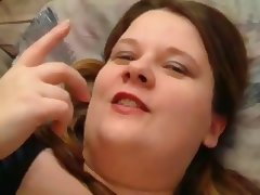 British BBW Fingering tube porn video