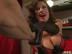 Theatrical Sex Coudn't Get Any Better With Veronica Avluv tube porn video