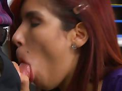 Leah cortez fucks dirty teacher