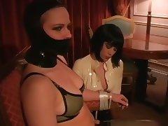 The Dominant Escort tube porn video