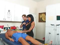 A Great Fuck With Chef Ricki Raxxx And Her Assistant porn tube video