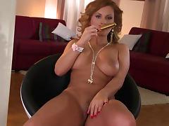LazyMike hand added porn tube video