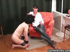 Sexy nasty great body big boobed slut part6