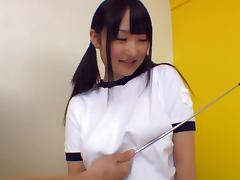 Sexy japanese girl gets drity with her doctor tube porn video