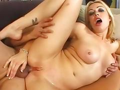Anal hardcore stars big boobs blonde