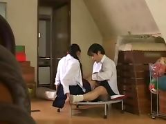Asian teen sluts punished