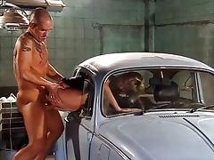 VW beetle sex
