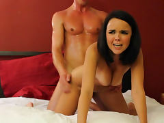 Dillion Harper perfect doggystyle sex