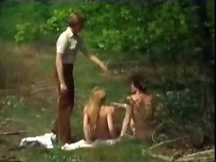 vintage russian girl fucked in the woods tube porn video