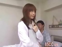 nurse blowjob by patient