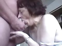 Granny Hungry for Cock