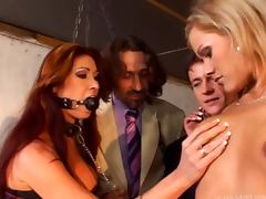 Warehouse Of Weird With Chicks Being Drilled and Dominated