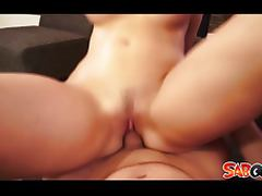 Hot babe Aletta Ocean tube porn video