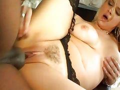 Sarah Vandella sex stockings