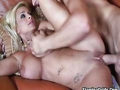 Big Ass MILF Fucked On Her Big Tits