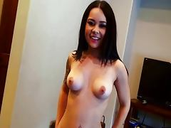 Asian Cutie Lets Her Boyfriend Please Her Pus