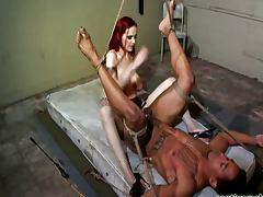 Berlin and Lobo kinky dominant tube porn video