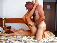 Teen Ass Fucked In A Hotel