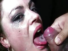 Bukkake girl 5 porn tube video