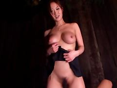 Wild Sayuki Kanno Gives Him A Tit Fuck While In Public