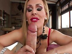 Rocco Siffredi Blown by British Babe