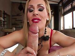 Rocco Siffredi Blown by British Babe tube porn video
