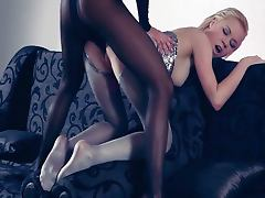 Fucking Her Blonde Sex Doll Angelina tube porn video