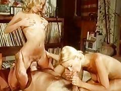 Vintage porn with Seka