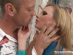 Two tied whores get tortured by the tireless stud Rocco Siffredi tube porn video