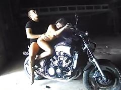 Biker Chick Fucked By Big Dick